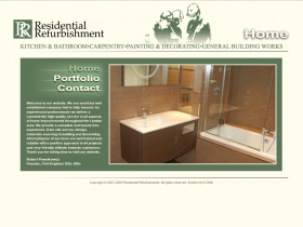 Residential Refurbishment